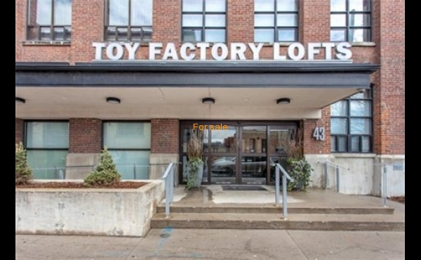 Toy Factory Lofts